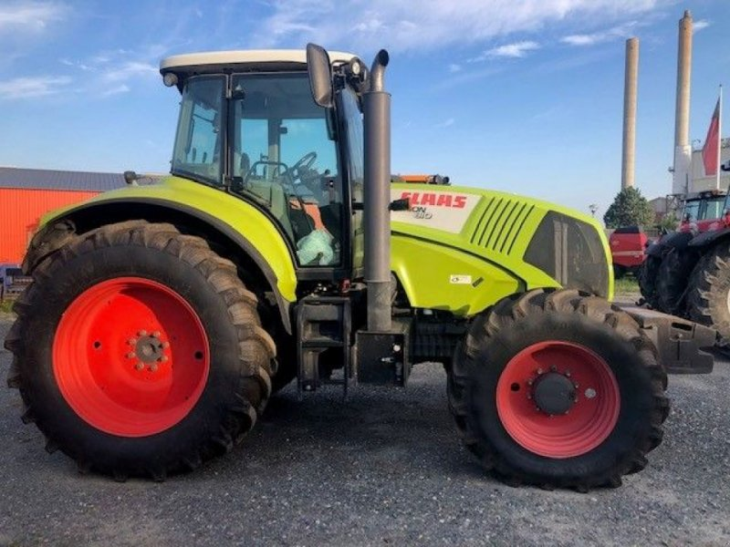 Traktor типа CLAAS AXION 810, Gebrauchtmaschine в ALBI (Фотография 1)