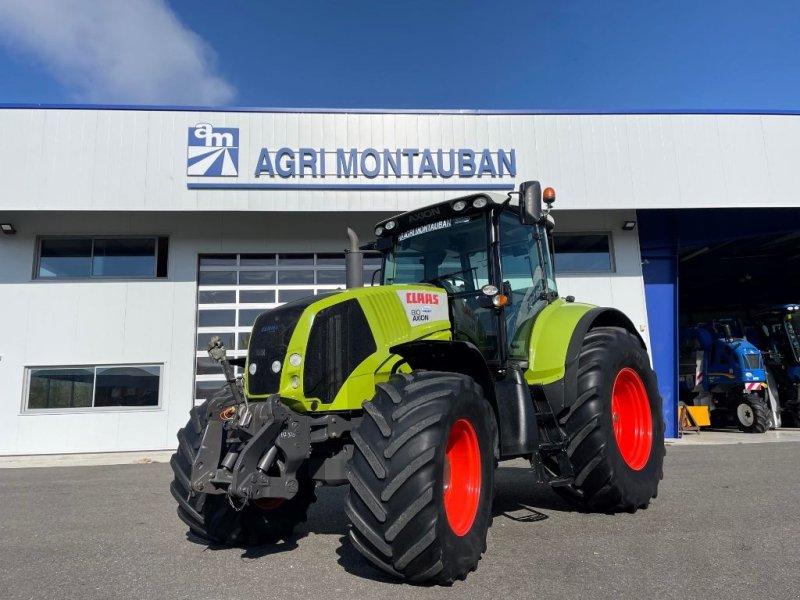 Traktor типа CLAAS AXION 810, Gebrauchtmaschine в Montauban (Фотография 1)