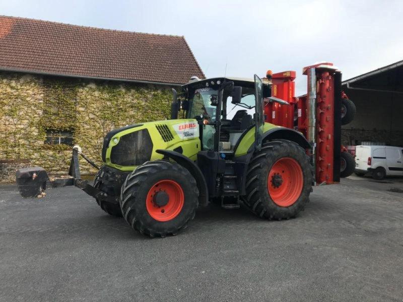 Traktor a típus CLAAS AXION 810, Gebrauchtmaschine ekkor: Romigny (Kép 1)