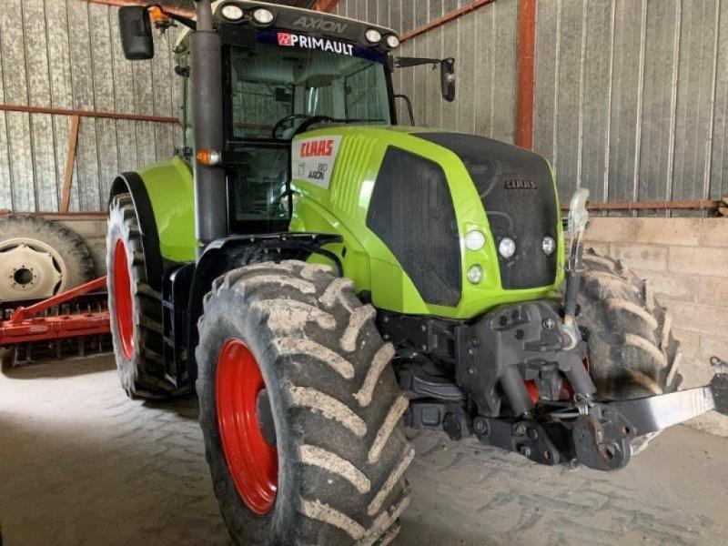 Traktor a típus CLAAS AXION 810, Gebrauchtmaschine ekkor: Marolles (Kép 1)