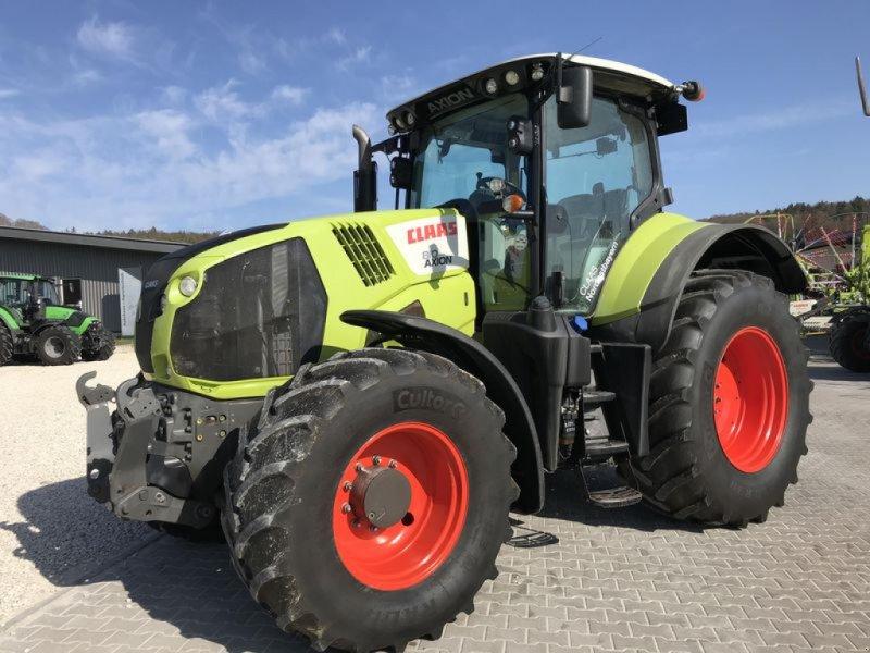 Traktor des Typs CLAAS AXION 810, Gebrauchtmaschine in Birgland (Bild 1)