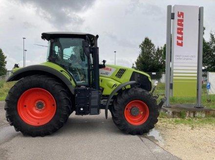 Traktor типа CLAAS AXION 810, Gebrauchtmaschine в Langenau (Фотография 8)