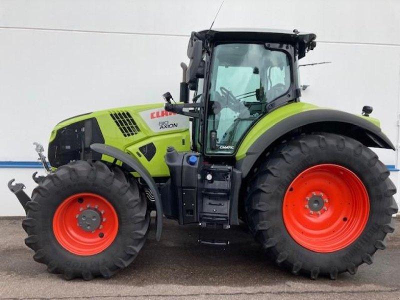 Traktor типа CLAAS AXION 810, Gebrauchtmaschine в Langenau (Фотография 2)