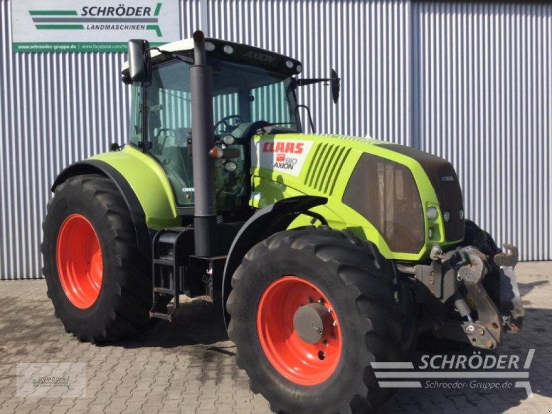 Traktor des Typs CLAAS Axion 810, Gebrauchtmaschine in Wildeshausen (Bild 1)