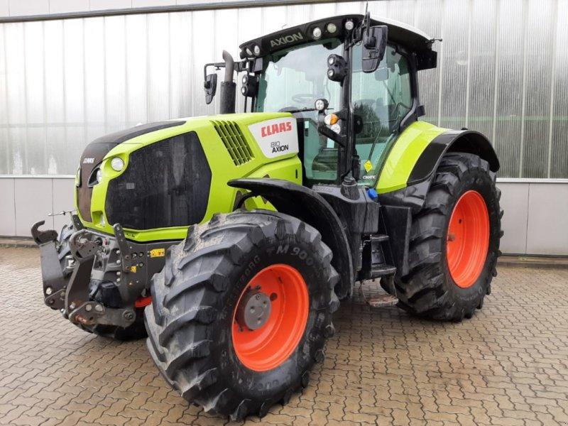 Traktor des Typs CLAAS Axion 810, Gebrauchtmaschine in Sittensen (Bild 1)