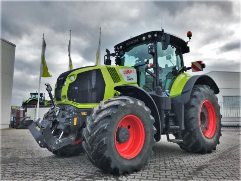 Traktor des Typs CLAAS AXION 810, Gebrauchtmaschine in Landsberg (Bild 1)