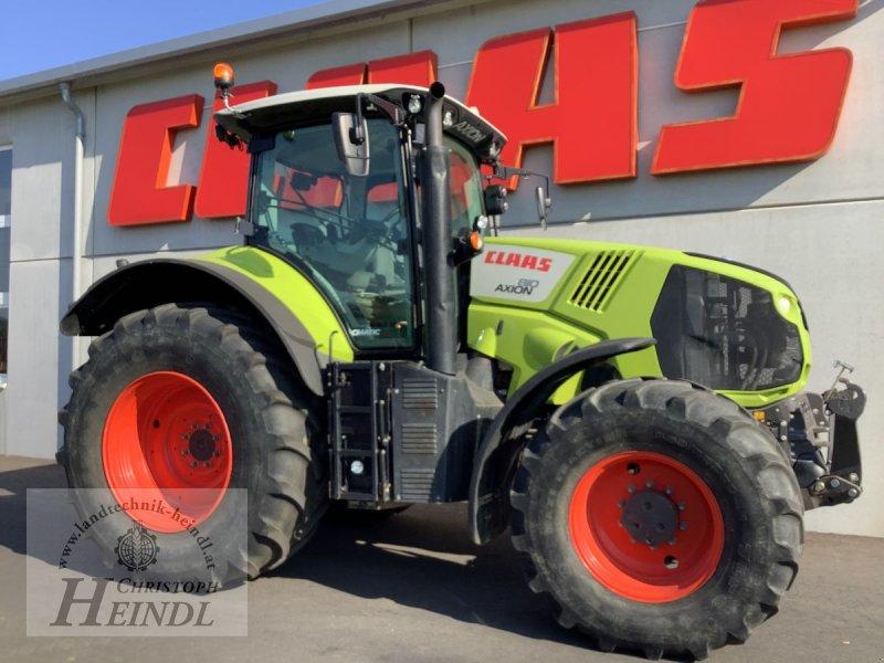 Traktor des Typs CLAAS Axion 810, Gebrauchtmaschine in Stephanshart (Bild 1)