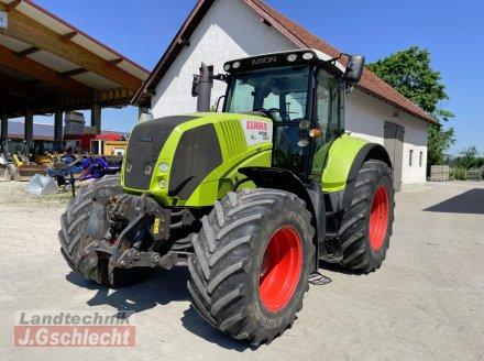Traktor типа CLAAS Axion 820 C-MATIC, Gebrauchtmaschine в Mühldorf (Фотография 1)
