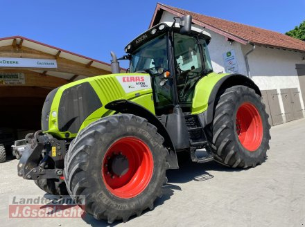 Traktor типа CLAAS Axion 820 C-MATIC, Gebrauchtmaschine в Mühldorf (Фотография 2)