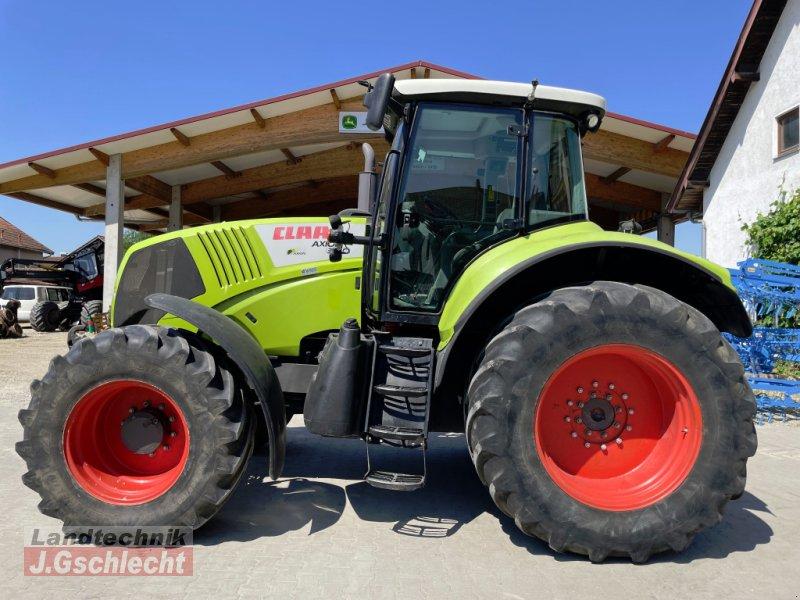 Traktor типа CLAAS Axion 820 C-MATIC, Gebrauchtmaschine в Mühldorf (Фотография 3)