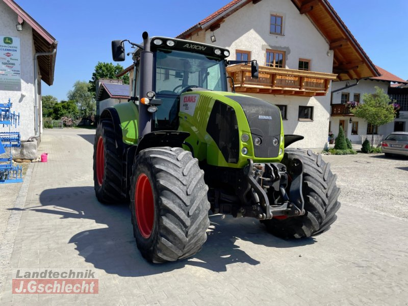 Traktor типа CLAAS Axion 820 C-MATIC, Gebrauchtmaschine в Mühldorf (Фотография 4)