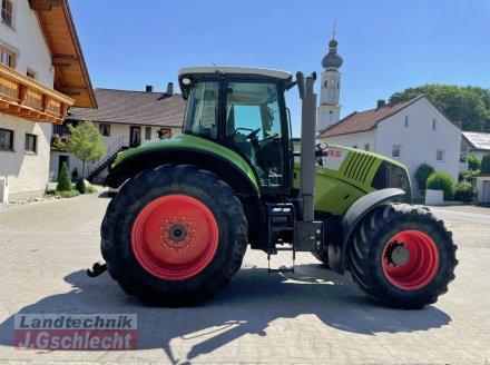 Traktor типа CLAAS Axion 820 C-MATIC, Gebrauchtmaschine в Mühldorf (Фотография 5)