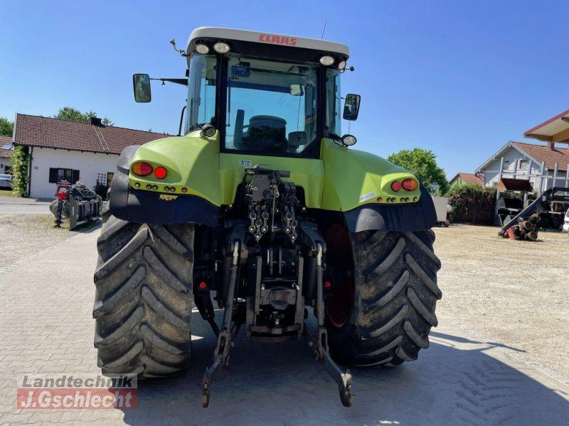 Traktor типа CLAAS Axion 820 C-MATIC, Gebrauchtmaschine в Mühldorf (Фотография 6)