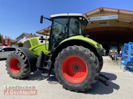 Traktor типа CLAAS Axion 820 C-MATIC, Gebrauchtmaschine в Mühldorf (Фотография 7)