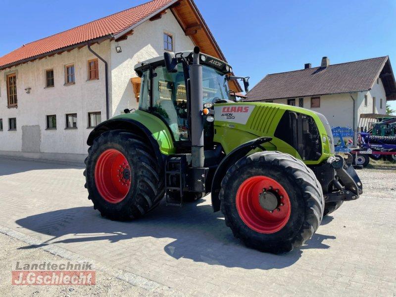 Traktor типа CLAAS Axion 820 C-MATIC, Gebrauchtmaschine в Mühldorf (Фотография 14)