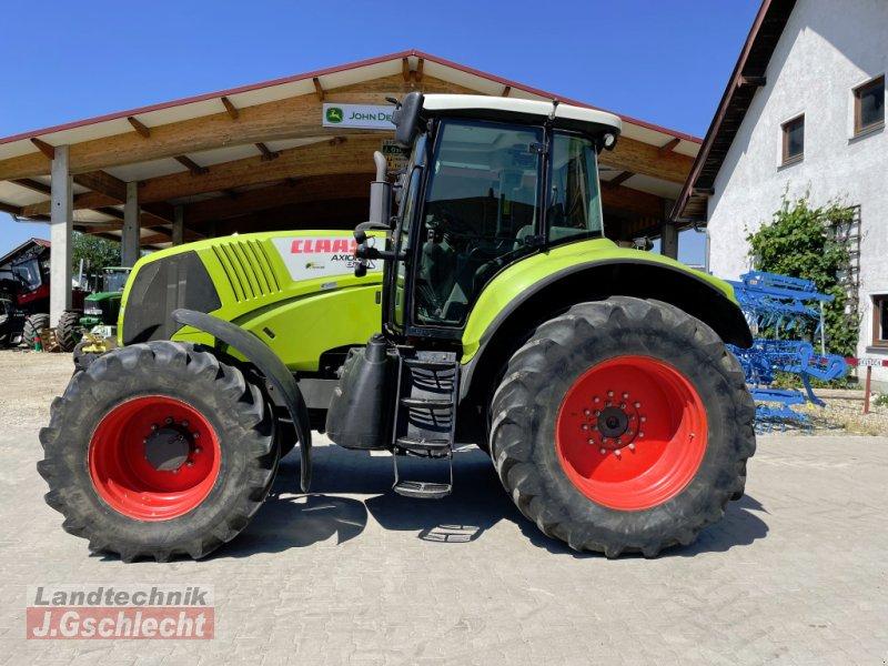 Traktor типа CLAAS Axion 820 C-MATIC, Gebrauchtmaschine в Mühldorf (Фотография 15)