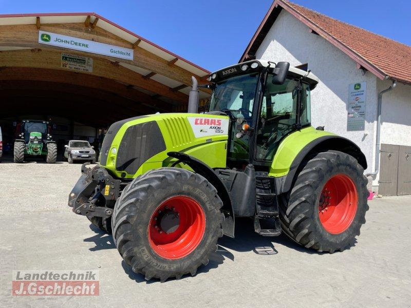 Traktor типа CLAAS Axion 820 C-MATIC, Gebrauchtmaschine в Mühldorf (Фотография 16)