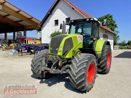 Traktor типа CLAAS Axion 820 C-MATIC, Gebrauchtmaschine в Mühldorf (Фотография 17)