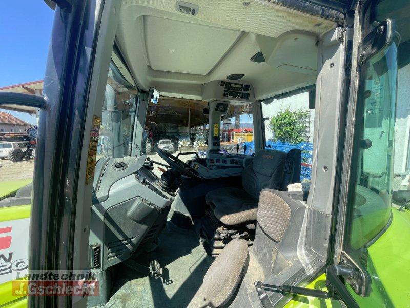 Traktor типа CLAAS Axion 820 C-MATIC, Gebrauchtmaschine в Mühldorf (Фотография 19)