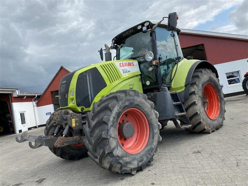 Traktor типа CLAAS Axion 820 CEBIS!, Gebrauchtmaschine в Aalestrup (Фотография 1)