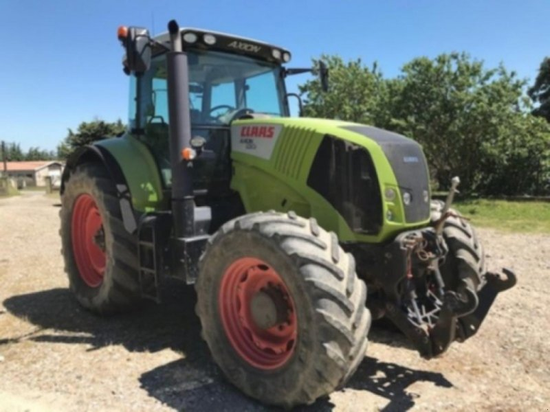 Traktor типа CLAAS axion 820 cebis, Gebrauchtmaschine в MONFERRAN (Фотография 1)