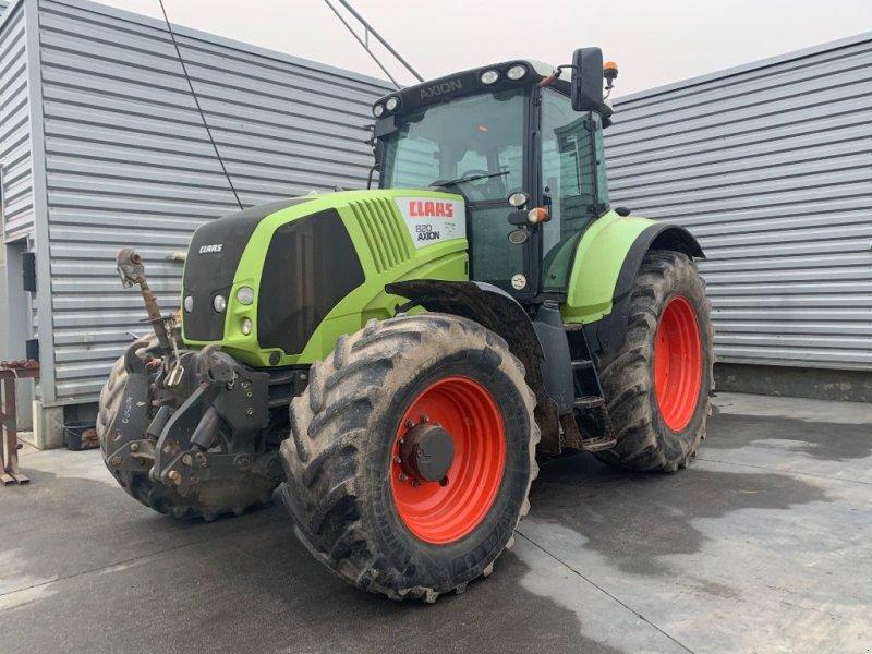 Traktor типа CLAAS AXION 820 CEBIS, Gebrauchtmaschine в Ste Catherine (Фотография 1)