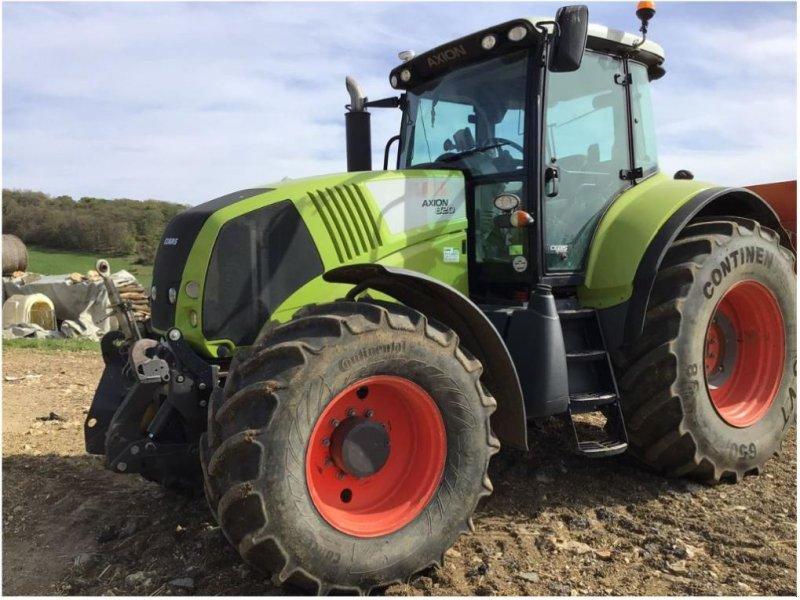 Traktor типа CLAAS AXION 820 CEBIS, Gebrauchtmaschine в BOULOGNE SUR GESSE (Фотография 1)