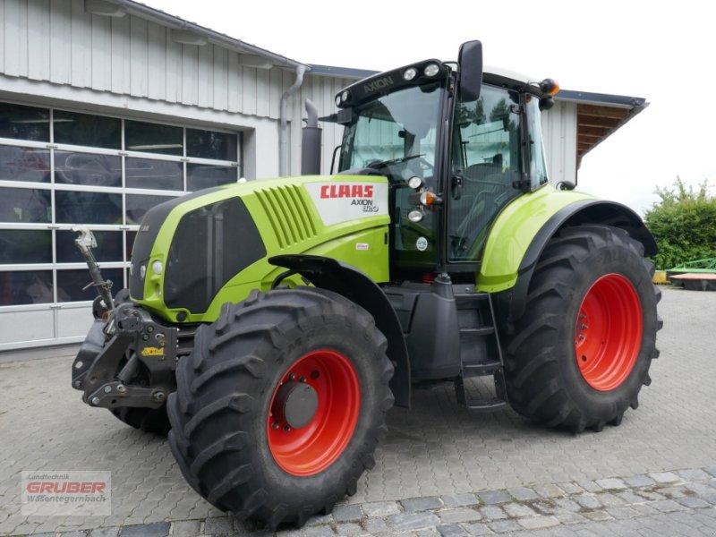 Traktor typu CLAAS AXION 820 CEBIS, Gebrauchtmaschine w Dorfen (Zdjęcie 1)
