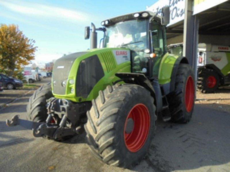 Traktor типа CLAAS axion 820 cis, Gebrauchtmaschine в BEAUVAIS (Фотография 1)