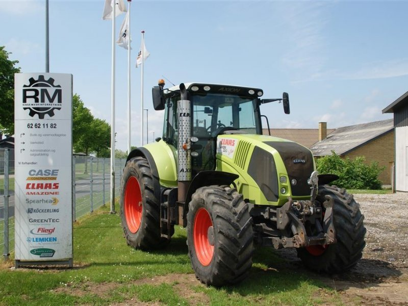 Traktor типа CLAAS AXION 820 CMATIC, Gebrauchtmaschine в Ringe (Фотография 1)