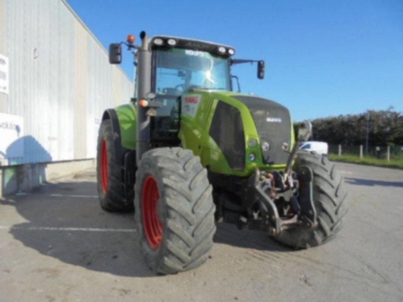 Traktor типа CLAAS axion 820 cmatic, Gebrauchtmaschine в SALEUX (Фотография 1)