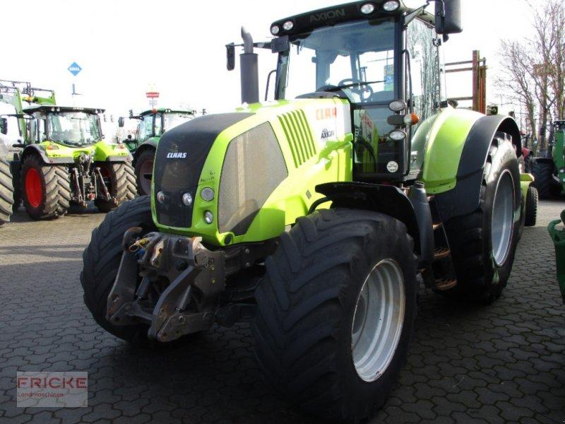 Traktor des Typs CLAAS AXION 820 CMATIC, Gebrauchtmaschine in Bockel - Gyhum (Bild 1)