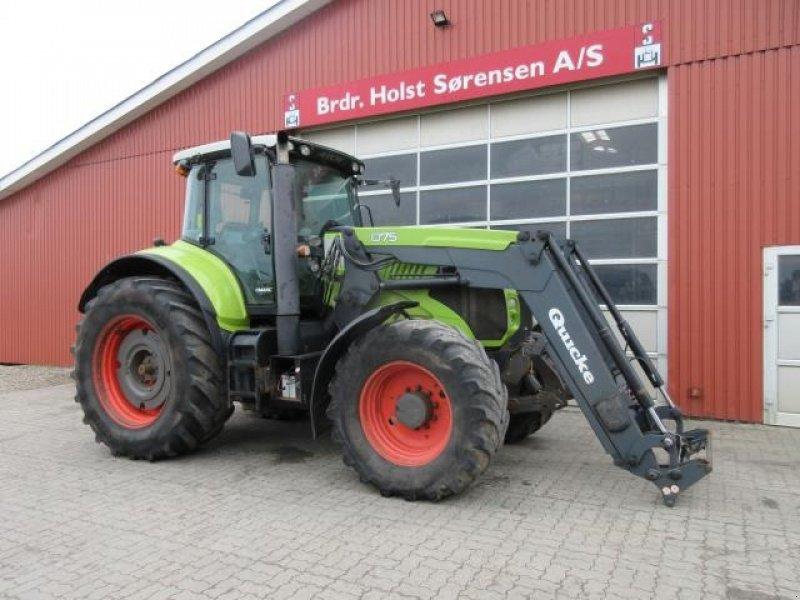 Traktor типа CLAAS AXION 820, Gebrauchtmaschine в Ribe (Фотография 1)