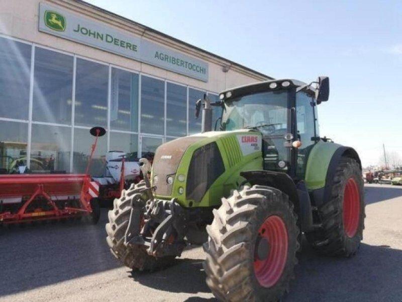 Traktor типа CLAAS axion 820, Gebrauchtmaschine в ORZIVECCHI (Фотография 1)