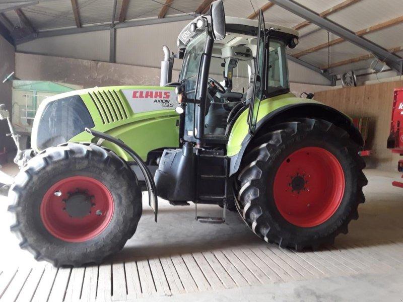 Traktor типа CLAAS Axion 820, Gebrauchtmaschine в Oberschneidung (Фотография 1)