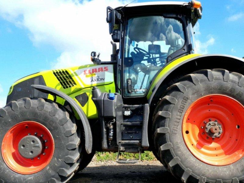 Traktor типа CLAAS Axion 830 C-Matic Cebis RTK-Net mit S10, Gebrauchtmaschine в Rollshausen (Фотография 1)