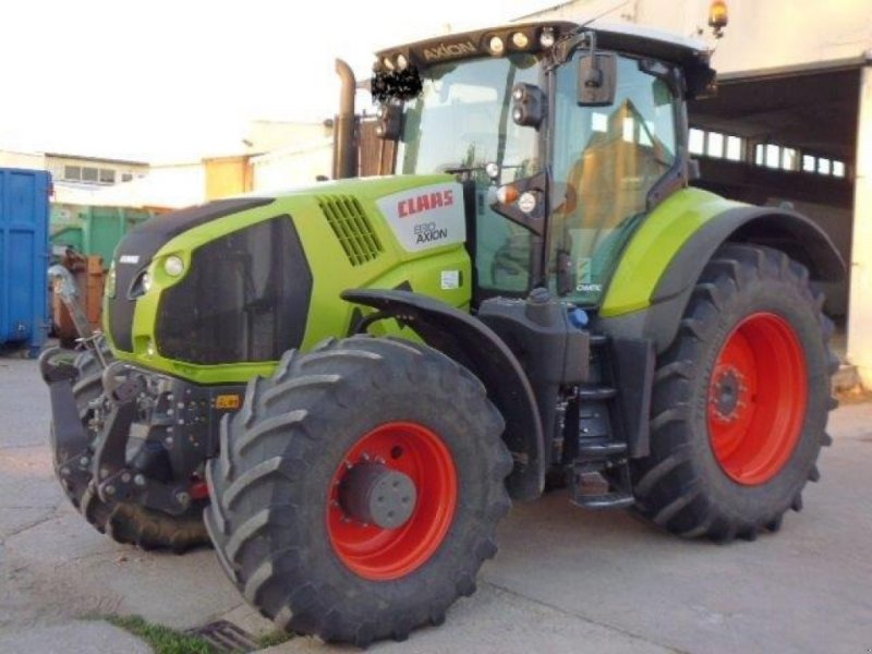 Traktor des Typs CLAAS Axion 830 C-MATIC, Gebrauchtmaschine in Grimma (Bild 1)