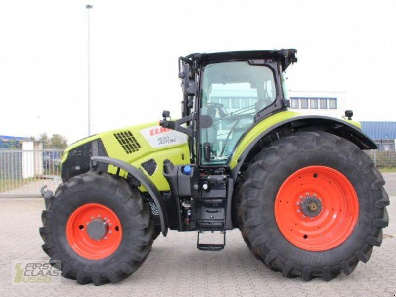 Traktor a típus CLAAS AXION 830 C-MATIC, Gebrauchtmaschine ekkor: Hockenheim (Kép 1)