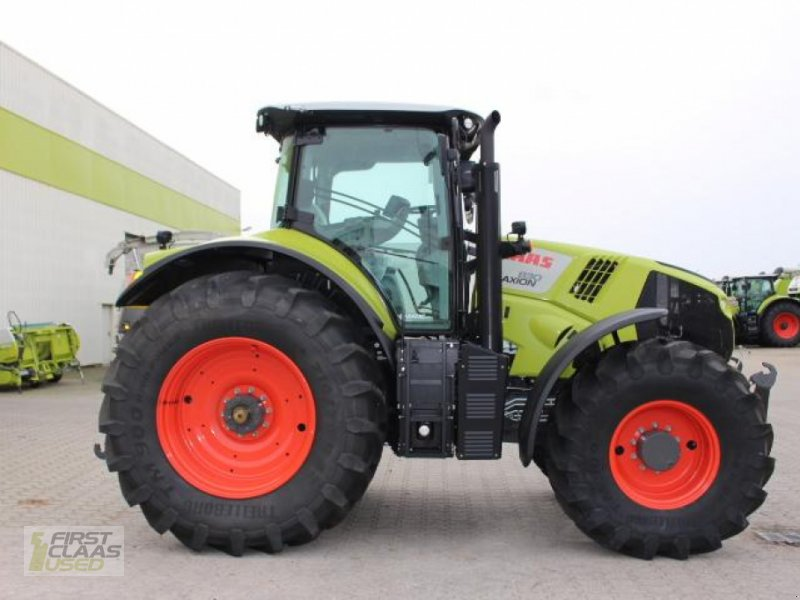 Traktor a típus CLAAS AXION 830 C-MATIC, Gebrauchtmaschine ekkor: Hockenheim (Kép 5)