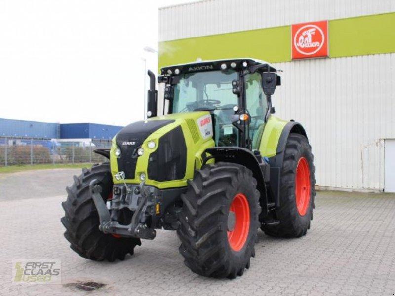 Traktor a típus CLAAS AXION 830 C-MATIC, Gebrauchtmaschine ekkor: Hockenheim (Kép 2)
