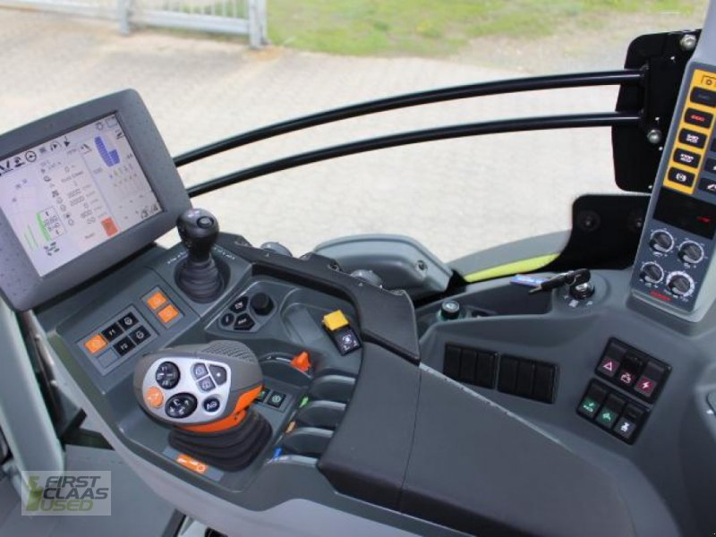 Traktor a típus CLAAS AXION 830 C-MATIC, Gebrauchtmaschine ekkor: Hockenheim (Kép 9)