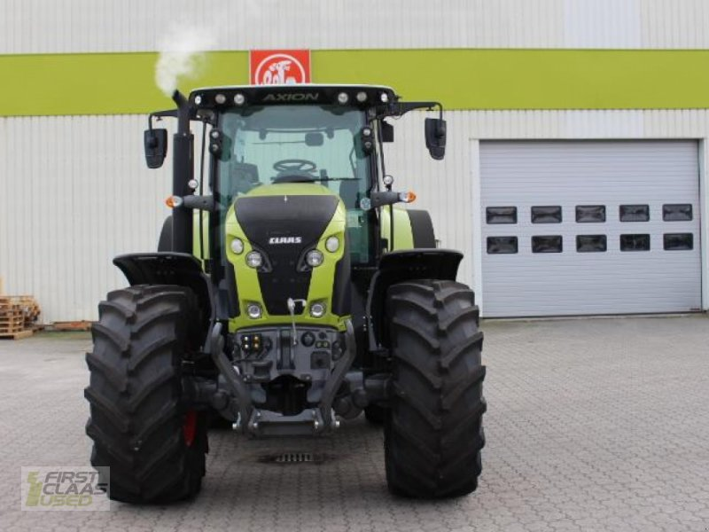 Traktor a típus CLAAS AXION 830 C-MATIC, Gebrauchtmaschine ekkor: Hockenheim (Kép 7)