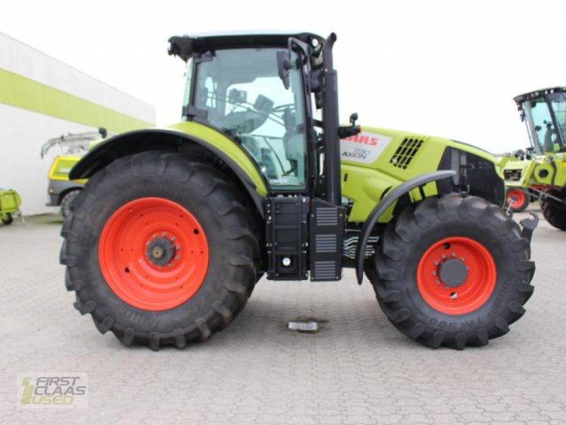 Traktor a típus CLAAS AXION 830 C-MATIC, Gebrauchtmaschine ekkor: Hockenheim (Kép 6)