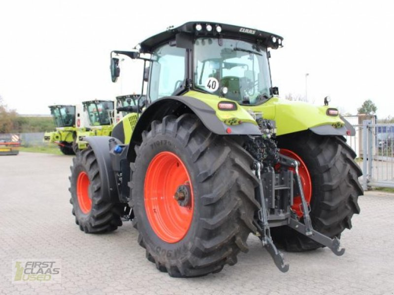 Traktor a típus CLAAS AXION 830 C-MATIC, Gebrauchtmaschine ekkor: Hockenheim (Kép 3)