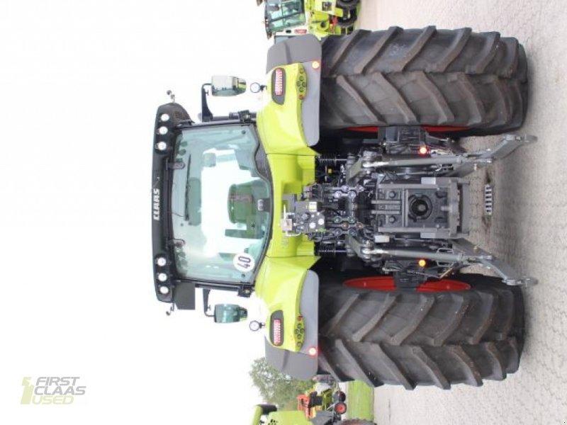 Traktor a típus CLAAS AXION 830 C-MATIC, Gebrauchtmaschine ekkor: Hockenheim (Kép 4)