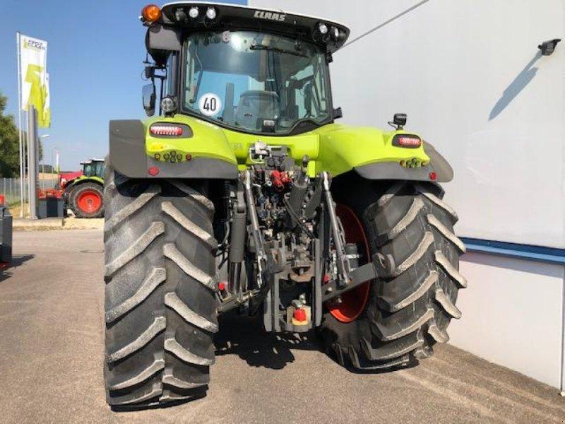 Traktor типа CLAAS AXION 830 C-MATIC, Gebrauchtmaschine в Langenau (Фотография 8)