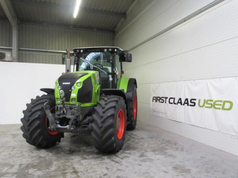 Traktor del tipo CLAAS AXION 830 C-MATIC, Gebrauchtmaschine en Molbergen (Imagen 1)