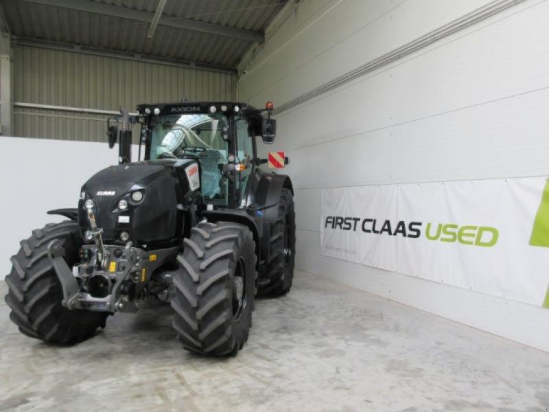 Traktor des Typs CLAAS AXION 830 C-MATIC, Gebrauchtmaschine in Molbergen (Bild 1)
