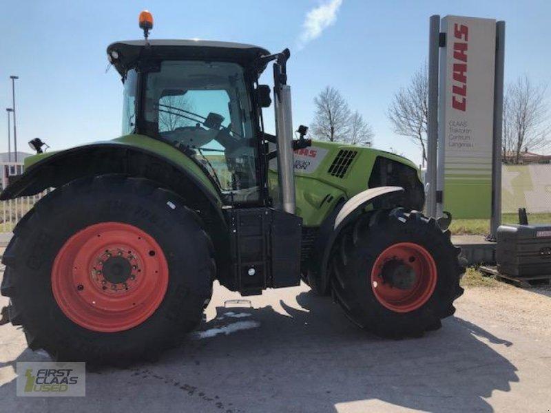 Traktor des Typs CLAAS AXION 830 C-MATIC, Gebrauchtmaschine in Langenau (Bild 5)