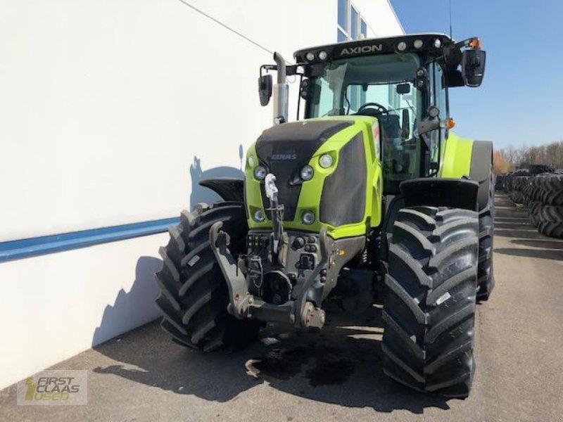 Traktor des Typs CLAAS AXION 830 C-MATIC, Gebrauchtmaschine in Langenau (Bild 2)